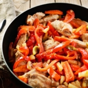 Boast of Roman food tradition: the Roman chicken