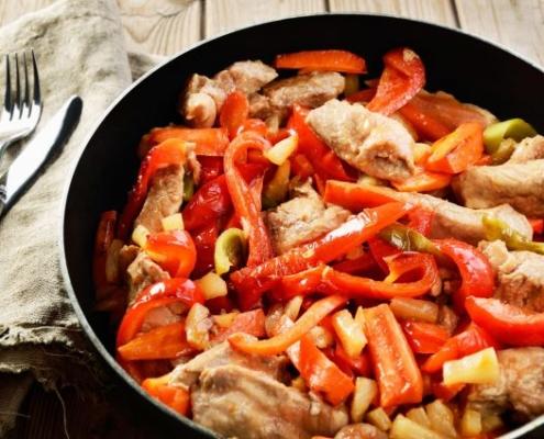 Boast of Roman food tradition: the Roman chicken