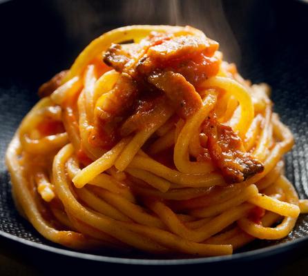 Bucatini alla Matriciana: the original Roman recipe