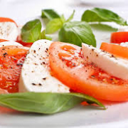 BOAST OF ITALIAN FOOD: Insalata caprese
