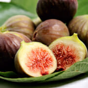 Boast of Italian food: Fichi Settembrini (September figs)