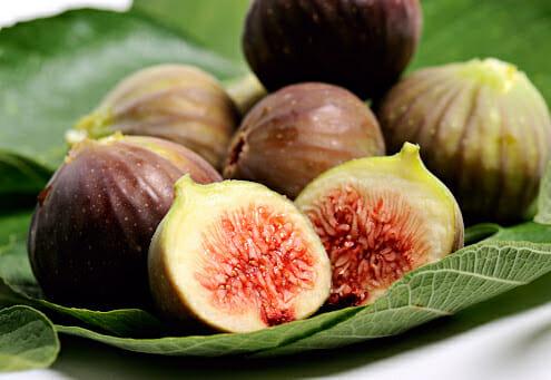 Boast of Italian food: Fichi Settembrini (September figs)