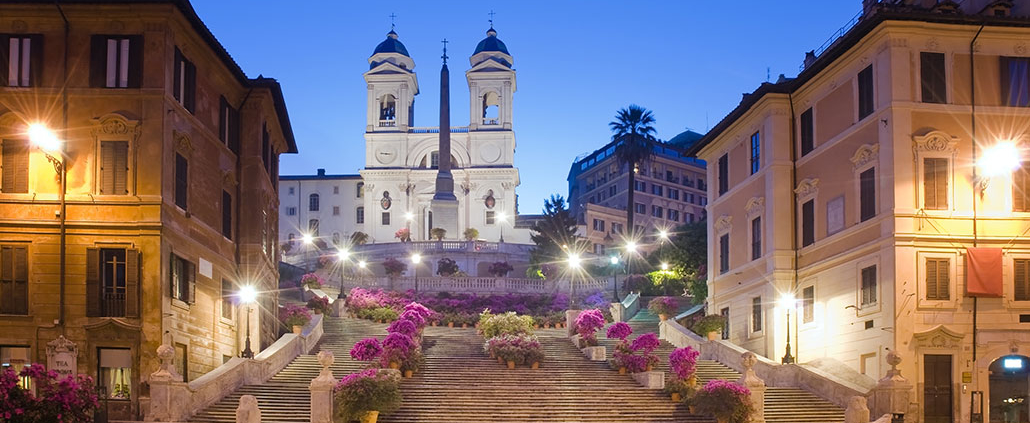 What to do and where to eat in Rome: Piazza di Spagna