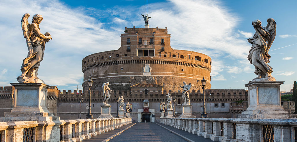 What & where to eat in Rome: Castel Sant'Angelo - Gourmetaly