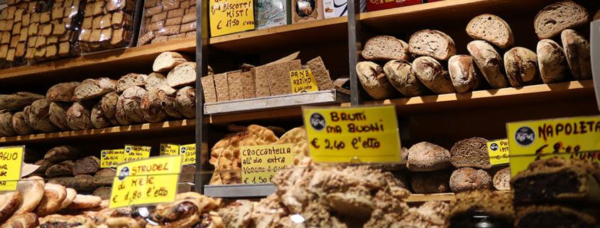 Bakeries in Rome: panetterie romane