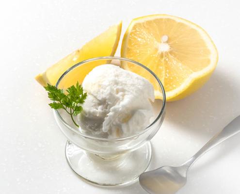 Sorbetto gelato ice-cream