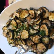 Concia di zucchine: the original roman recipe