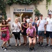 gelato tour rome