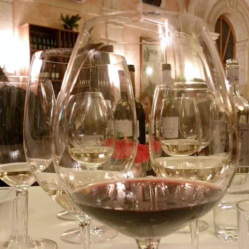 how to taste italian wine