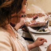 the scent of wine - il profumo del vino