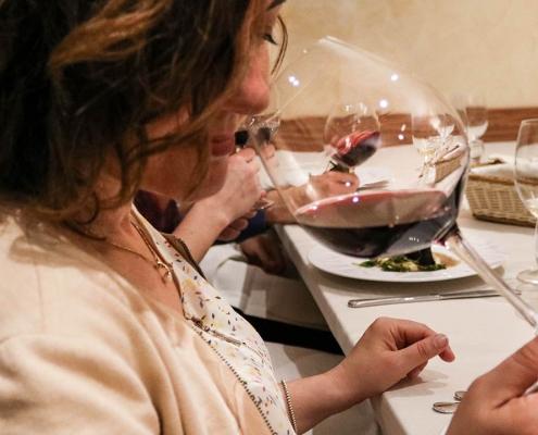 the scent of wine - il profumo del vino