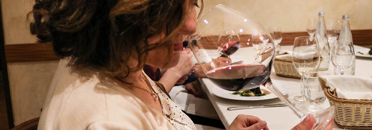 il profumo del vino daniela cassoni