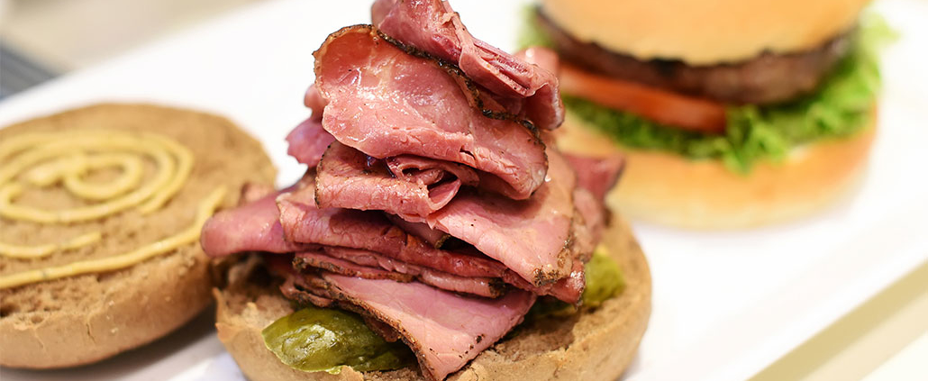 FROM EASTERN EUROPE TO THE MIDDLE EAST AND NEW YORK, PASTRAMI HAS WON OVER ROME