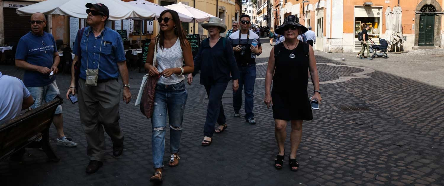 discover rome with locals