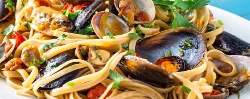 spaghetti allo scoglio ricette