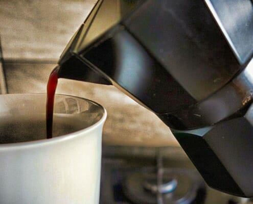 la macchinetta del caffè - moka
