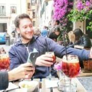 aperol spritz happy hour aperitivo